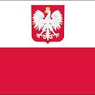 Polish Flag State & Civil Products by Mark Podger