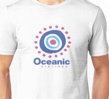 Oceanic Airlines logo Unisex T-Shirt