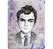 Sci-Fi boyfriend Rod Serling iPad Case/Skin