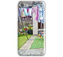 Wash Day iPhone Case/Skin