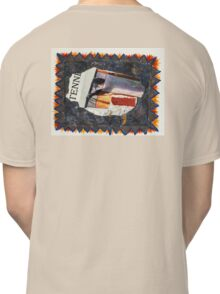 Orange Brush Plants Classic T-Shirt