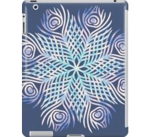 Peacock feathers / Mandala iPad Case/Skin