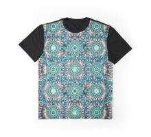 Seaside Bues Graphic T-Shirt