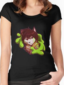 Rummy Green Light Women's Fitted Scoop T-Shirt
