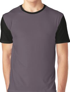 Purple Taupe  Graphic T-Shirt