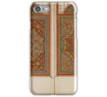 A Manuscript of Five Sections of a Qur'an iPhone Case/Skin