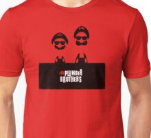 The Plumber Brothers Unisex T-Shirt
