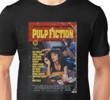 Pulp Fiction Poster Unisex T-Shirt