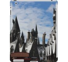 Harry Potter Town iPad Case/Skin
