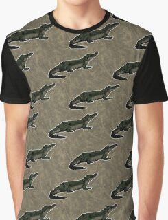 Crocodile Graphic T-Shirt