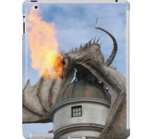 Fire Breathing Dragon iPad Case/Skin
