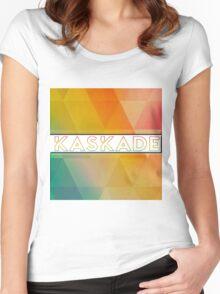 Kaskade Women's Fitted Scoop T-Shirt