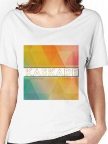 Kaskade Women's Relaxed Fit T-Shirt