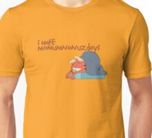 Rick and Morty: Gazorpazorpfield - I Hate  Momumnonuzdays Unisex T-Shirt