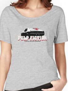Pulp Fiction O Man I Shot Marvin In The Face Tshirt Women's Relaxed Fit T-Shirt