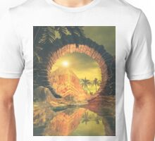 The way to the temple Unisex T-Shirt