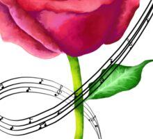 Music is Love Sticker