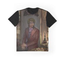 Samael - A game of chess Graphic T-Shirt