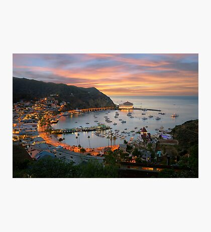 Catalina Island Photographic Print