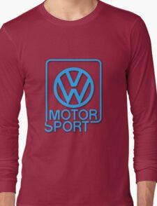 VW Motorsport Long Sleeve T-Shirt