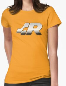 VW R Womens Fitted T-Shirt