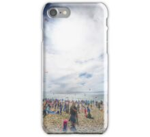 Kite Flying at the Redondo Beach Pier iPhone Case/Skin