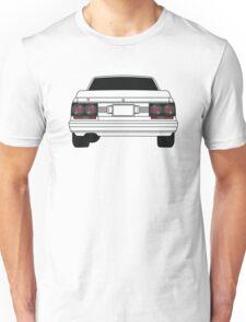 Nissan Skyline R31 GTS-R Black Unisex T-Shirt