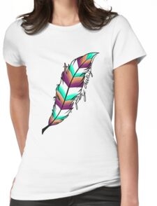 fly away Womens Fitted T-Shirt