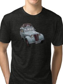 On The Road Again Tri-blend T-Shirt