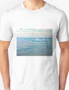 Beautiful Day by the Sea Unisex T-Shirt