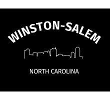 Winston-Salem Photographic Print