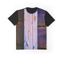 Old Wood Texture 04 Graphic T-Shirt