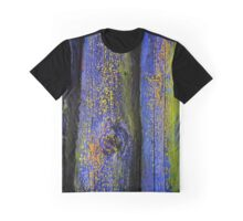 Old Wood Texture 03 Graphic T-Shirt