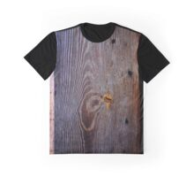 Old Wood Texture 02 Graphic T-Shirt