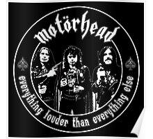 Original Motorhead Poster