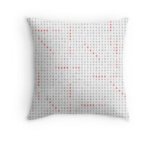 A Thankful Puzzle To Say Thank You So Much Throw Pillow