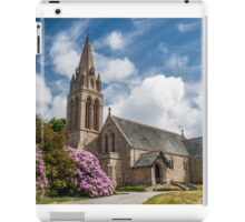 Ardwell Church, Dumfries and Galloway iPad Case/Skin