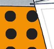 Scientist Dalek Sticker