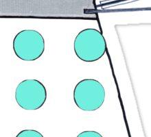 Dalek (Classic) Sticker