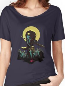 Sif the Great Grey Wolf Women's Relaxed Fit T-Shirt
