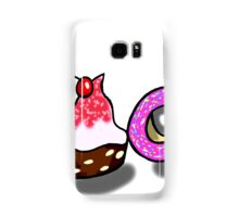 mmmmm . cakes  Samsung Galaxy Case/Skin
