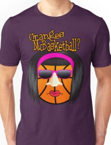 Cranges McBasketball Unisex T-Shirt