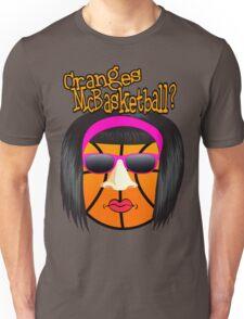 Cranges McBasketball Unisex T-Shirt
