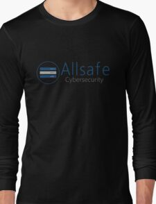 Mr. Robot Allsafe CS30 Long Sleeve T-Shirt