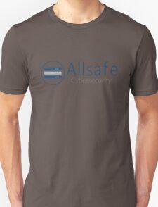 Mr. Robot Allsafe CS30 Unisex T-Shirt