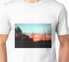 Colorful Sky Unisex T-Shirt