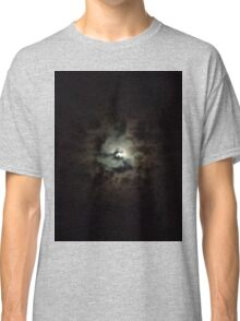 Moon in the Clouds Classic T-Shirt