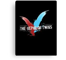 The Nephilim Twins Canvas Print