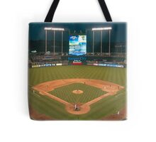 Kansas City Home of Baseball Fever Tote Bag