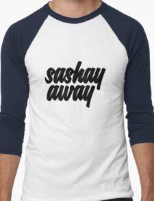 Sashay Away Men's Baseball ¾ T-Shirt